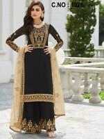 Salwar Kameez Palazo Sharara Kurta Pakistani Indian Palazzo Suit Designer Wear