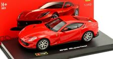 Ferrari 812 Superfast rouge 1/43 Burago