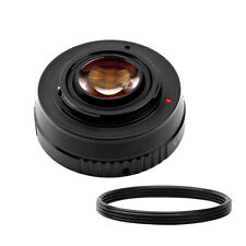 Speed Booster Focal Reducer Lens Adapter For M39 Lens to Micro Four Thirds M4/3