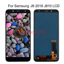 LCD Touch Screen For Samsung Galaxy J8 2018 J810 J810M J810M/DS J810F/G/DS USPS