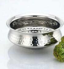 Stainless Steel Handi Vintage Style 16 in Traditional Bowl