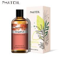 PHATOIL 10/30/100ml Pamplemousse Pure Aromathérapie Huiles Essentielles Bio