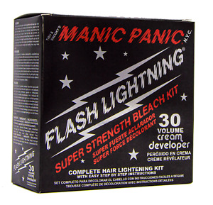 Manic Panic 30 Vol Flash Lightning Bleach Kit