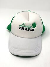 Lucky Charm Cap Hat St Patrick's Day Hat