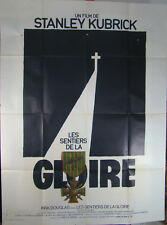 Wege zum Ruhm PATHS OF GLORY Stanley Kubrick Filmplakat 159x119 cm French large