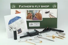 Standard+ Fly Tying Tool Kit With Vise, Tools, and Clamp Base -- Plus DVD instru
