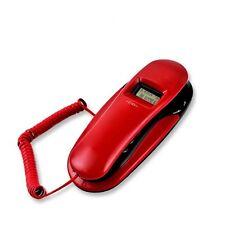 Fashion Caller Id Landline Wall Telephone Hook Small Hotel Portable Telephones