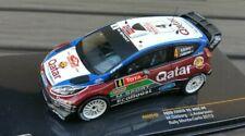 Ford Fiesta WRC Ostberg-Andersson rally Mc 2013 1:43 IXO - COME NUOVA