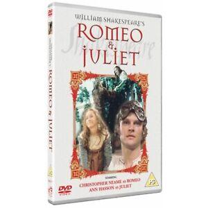 Romeo And Juliet [DVD] (1976)