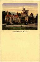 Cassel Kassel Hessen Wilhelmshöhe Löwenburg 1914 Feldpostkarte Feldpost n/ Gera