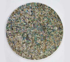 "30"" Marble Table Top Handmade Semi precious stones Pietra dura art"