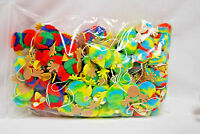 Pom Pom Birds Stick-Ons (Assorted Colors & Sizes) Lot of 49  New  S6051