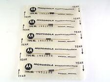 Motorola 1N5229B 4.3 V 500 mW 5% Zener Régulateur De Tension Diode 5 pieces OMA073