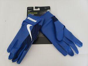 Nike Force Edge Baseball Batting Gloves Men's Size Large #NBG21918LG