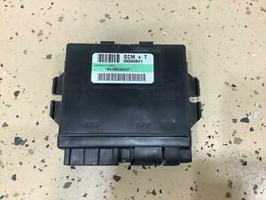 97-04 Chevy Corvette C5 Driver Seat Control Module Relay (09360841)