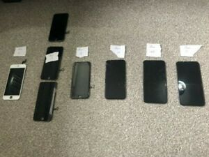 Apple iPhone Cracked Screens - 6s / 7 / 8 / X / XR / XS / 11 - Job Lot