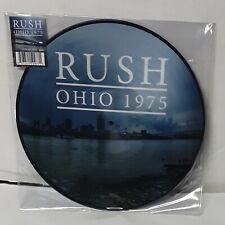 Rush Ohio 1975 Picture Disc LP Vinyl Record new