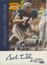 Bob Lilly 1999 Fleer Sports Illustrated autograph auto card