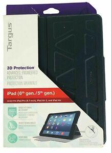 Targus Black Case for Ipad Pro (6th GEN/5th GEN) THZ635GL 9.7 Inch NEW