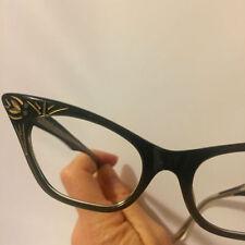 1120d5accae Black Vintage Eyeglasses without Prescription
