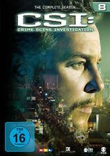 6 DVDs * CSI : LAS VEGAS  - STAFFEL / SEASON 8 # NEU OVP §