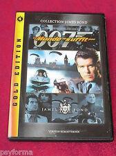 DVD JAMES BOND 007 / le monde ne suffit pas / Pierce Brosnan / TBE