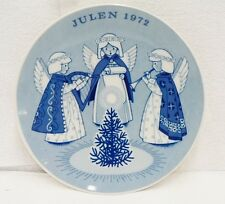 Vintage 1972 Julen Plate Limited Edition By Porsgrunds Porselaensfabrik. Nor