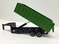 1/64 ERTL GREEN GRAIN TRAILER