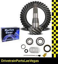 "Premium Ford 9.75"" 3.73 Ratio Ring and Pinion Gear Set & Pinion Install Kit MTV"