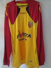 Rc Lens 2010-2011 Home Football Shirt Size XL Long Sleeves /10549 BNWOT