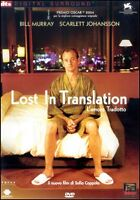 Lost In Translation L'amore tradotto (2002) DVD NUOVO