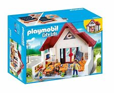 Playmobil City Life 6865. Colegio. Incluye 3 figuras. De 4 a 10 años