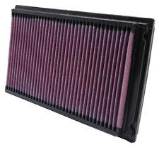 K&N filtro aria per NISSAN quasi esaurito 1.5 1.8 2.0 2.2 95-06 33-2031-2