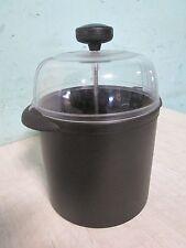 """""""Carlisle"""" Poura-Clean- Black Pressurized Pump Liquor Pourer Cleaning System."""