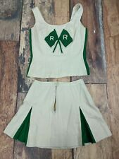 Cheerleading Uniform Vintage 70s Colorado High School R R (Rampart Range?)