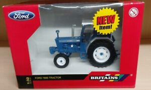 Britains Ford 7600 1:32 Scale Number: 42416