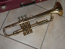HÜTTL - Trompete in B - vermutl. 60er Jahre - Mod. AMERICAN DIPLOMAT