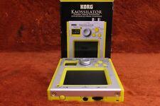 USED Korg Kaossilator KO-1 Synthesizer Loop Recorder w/Original Box U069 180608