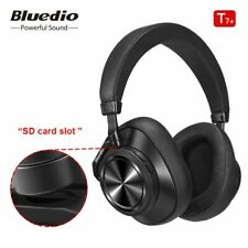 Bluedio T7 Plus Bluetooth Headphones User-defined Active Noise Cancelling Wirele