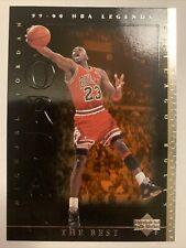 2000 Upper Deck Century Legends The Best #89 Michael Jordan Bulls