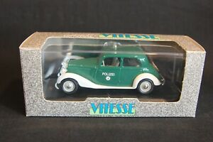 "Vitesse Mercedes-Benz 170 V Sedan ""Polizei"" 1:43 #150164 (JS)"