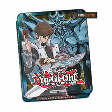 YuGiOh Cards Mega Tin 2016 Kaiba -Obelisk the Tormentor + Blue Eyes White Dragon