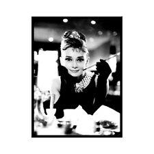 Audrey Hepburn Kühlschrankmagnet Fridge Refrigerator Magnet 6 x 8 cm