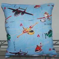 Planes Pillow Disney Plane Pillow Dusty Pillow HANDMADE In USA