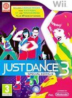 JUST DANCE 3 NINTENDO Wii