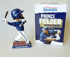 2019 Milwaukee Brewers Prince Fielder Bobblehead In Box