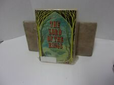 Tolkien Hobbit Lord of the rings 1968 first thus lotr lord of the rings