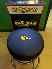 Pacman Pu Leather Arcade1up Arcade Cabinet Stool Cover Fits Most Stool 14""
