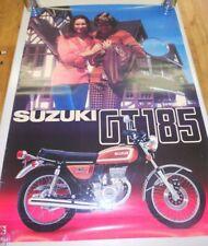 Suzuki GT185 Poster