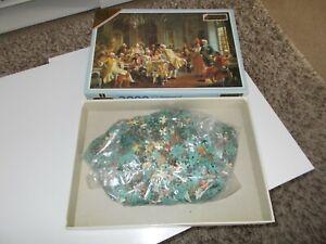 "2000 piece Facon Imperial de luxe puzzle ""An Elegant Soiree"" by A.Knoop 102x72cm"